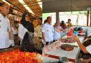 Wawako Tinjau Pasar, Pastikan Harga dan Stok Sembako Aman Hingga Lebaran