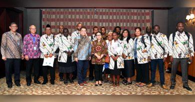 JVP 2019: Kunjungan Jurnalis Pasifik dan Afrika ke Indonesia