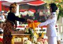 Presiden Pimpin Upacara HUT RI ke 74 dengan Kenakan Baju Adat Klungkung Bali