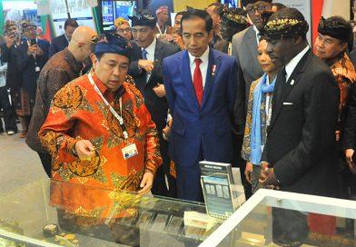 IAID 2019: Presiden Ajak Afrika Bangun dan Perkuat Infrastruktur Antar Negara