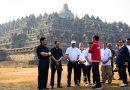 Revitalisasi Selesai Akhir 2020, Pengembangan Destinasi Candi Borobudur Dipercepat