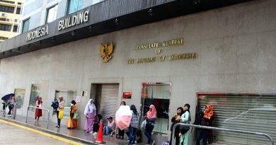Kemlu Imbau Tunda ke Hong Kong Jika Tidak Mendesak