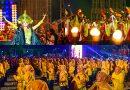 Hadirkan 17.850 Penari, Festival Goyang Karawang Internasional 2019 Pecahkan Rekor Muri