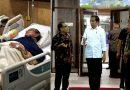 Perlu Pengobatan yang Komprehensif, BJ Habibie Dijenguk Presiden Jokowi