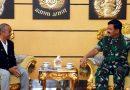 Panglima TNI Terima Ketua Harian PB Lemkari