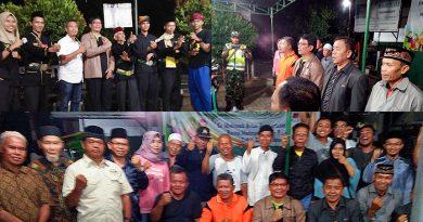 Dihadiri Sekda Depok, Sekber Wartawan Gelar Nobar G-30S/PKI di Cilodong