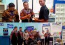 'Berbagi di Jumat Barokah' Jadi Rutinitas Satpas SIM 1221 Pasar Segar Depok
