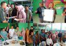 Kodim 0508/Depok dan Komunitas Kemuning Gelar Baksos Bagi Anak Yatim dan Janda Prajurit