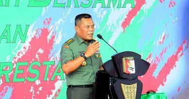 Kejurnas Menembak Piala Panglima TNI Bakal Diikuti 1.200 Atlet