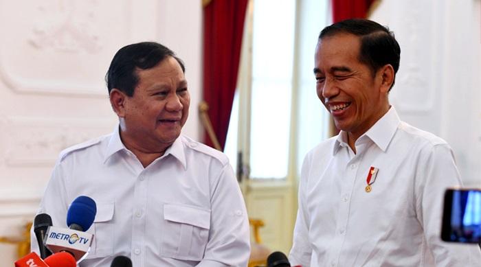 Prabowo ke Istana Negara, Jokowi: Bicarakan Banyak Hal, Terutama Berkaitan Ekonomi Negara