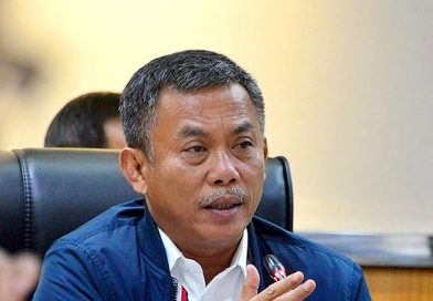 Prasetio Edi Marsudi Kembali Jabat Ketua DPRD DKI Jakarta