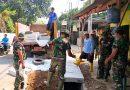 Program TMMD Imbangan Kodim 0508/Depok: Pengerjaan Saluran Drainase Capai 85 Persen