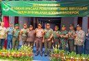 Kegiatan TMMD Imbangan Ke 106 Kota Depok Resmi Ditutup