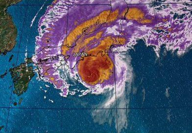 Typhoon Hagibis Jepang Tidak Berdampak dengan Cuaca di Indonesia