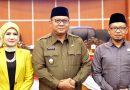 Berita Foto: Pradi Hadiri Rapat Paripurna DPRD Kota Depok