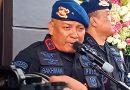 HUT Ke 74: Wakil Dankor Brimob: Brimob untuk Indonesia!