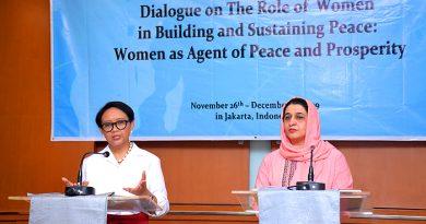 Proses Perdamaian di Afghanistan, Menlu Retno Dukung Peran Penting Perempuan