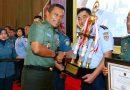 RSAU dr Esnawan Antariksa Raih Penghargaan sebagai RS TNI TK II Terbaik