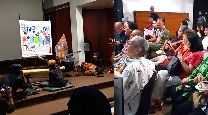 Nonton Wayang Beber Metropolitan di Museum Wayang, Pengunjungnya Lebih 800 Orang