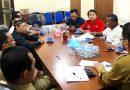 Jalin Sinergitas, DPC PWRI Kota Depok Audiensi dengan Kepala Kantor Kesbangpol