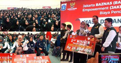 SMKN 27 Juara 1 Jakbee dan Tim Jalan Lurus Juara Umum Hackathon
