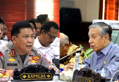 Komisi III DPR RI Apresiasi Gedung Command Center Polda Bali