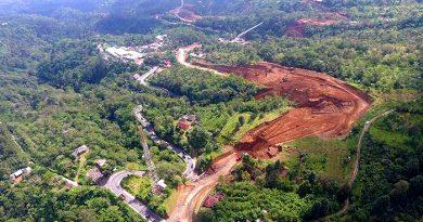 Pembangunan Jalan Pintas Mengwitani-Singaraja Bali Dilanjutkan