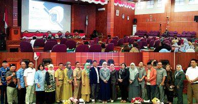 Setwan DPRD Kota Depok Gelar Rapat Forum Renja Perangkat Daerah Tahun 2021