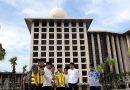 Renovasi Masjid Istiqlal Selesai Sebelum Bulan Ramadan Tahun 2020