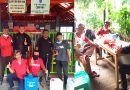 Antisipasi Penyebaran Corona, Anggota DPRD Depok Frans Samosir Gelar Penyemprotan Disinfektan di RW 10 Baktijaya