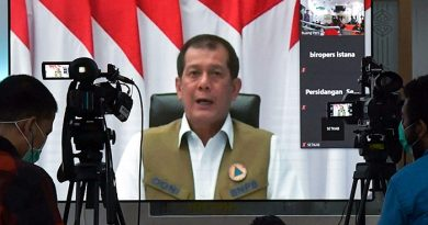 Kepala BNPB Ajak Masyarakat Patuhi Anjuran dan Larangan Pemerintah Soal Covid-19