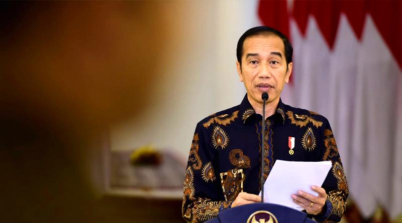Transkrip Keterangan Presiden Soal Pembatasan Sosial Berskala Besar atau PSBB
