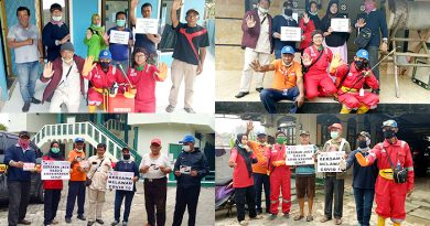 Cegah Penyebaran Virus Corona di Depok, Sekber Wartawan-Baraya Care Gelar Pertemuan
