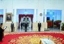 Dilantik Presiden Jokowi, Muhammad Syafruddin Resmi Jabat Ketua MA