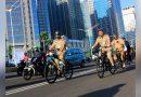 Anies-Ariza Dorong Masyarakat Gunakan Sepeda sebagai Transportasi