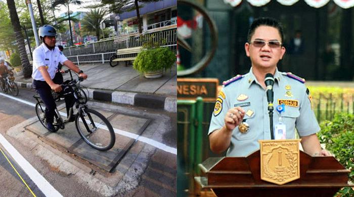 Dishub DKI Jakarta Siapkan 32 Kawasan Khusus Pesepeda