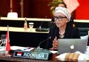 Menlu RI Ajak Negara OKI Bersatu Tolak Aneksasi Palestina oleh Israel