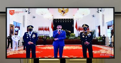 Pedoman Pelaksanaan Tugas Polri: Ada 7 Arahan Presiden