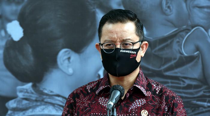 Mensos Juliari Batubara: Perintah Presiden Target Stunting Diturunkan Hingga 14 Persen di Tahun 2024