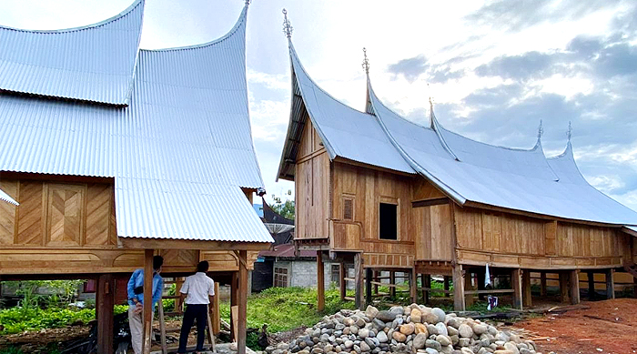 Kawasan Saribu Rumah Gadang di Solok Selatan Ditata Sebagai Cagar Budaya