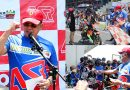 Gelar Balap Motor ASR Racing Championship, Bamsoet: Obat Dahaga Pecinta Balap Motor Tanah Air