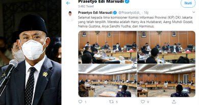 Gelar Voting, DPRD DKI Jakarta Tetapkan 5 Komisioner  KIP Pilihan