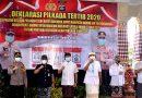 Badung Gelar Deklarasi dan Penandatanganan Kesepakatan Bersama Pilkada Tertib 2020