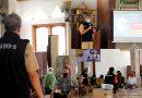 Kadiskominfo Kota Depok Sidik Mulyono Beri Edukasi Keilmuan dan Pencegahan Corona ke Masyarakat