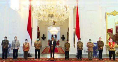 Presiden Jokowi: Indonesia Kecam Keras Pernyataan Presiden Prancis Hina Agama Islam