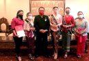 Kontestan Pemilihan Putri Remaja Indonesia 2020 Asal Bali Dapat Dukungan Wagub Cok Ace