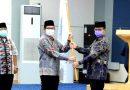 Gubernur Anies Baswedan Lepas Kafilah DKI Jakarta Ikuti MTQ Nasional ke 28 di Padang