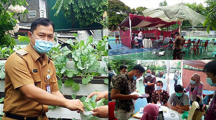 Camat Tito Ahmad Riyadi: Partisipasi Pemilih di Kecamatan Sukmajaya Cukup Baik