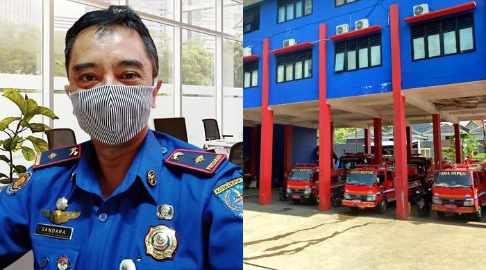 Antisipasi Bencana dan Kondisi Kedaruratan, Damkar Kota Depok Tetap Siaga 24 Jam Selama Libur Nataru