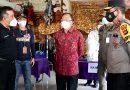 Gubernur, Kapolda, Ketua KPU Pantau Langsung Persiapan TPS Pilkada 2020 di Bali